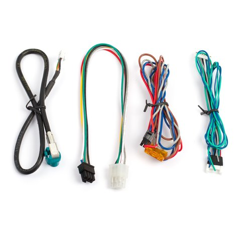 Видеоинтерфейс для BMW 523, 530, 3 (E90), X5, X6, 7 c системой CIC (с круглым коннектором) Прев'ю 4