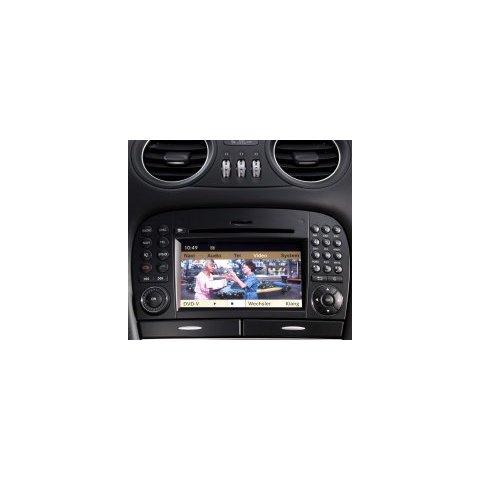 Автомобильный видеоинтерфейс для Mercedes-Benz  B/E/CLS/G/GL/ML/SL 2009∼ Превью 15