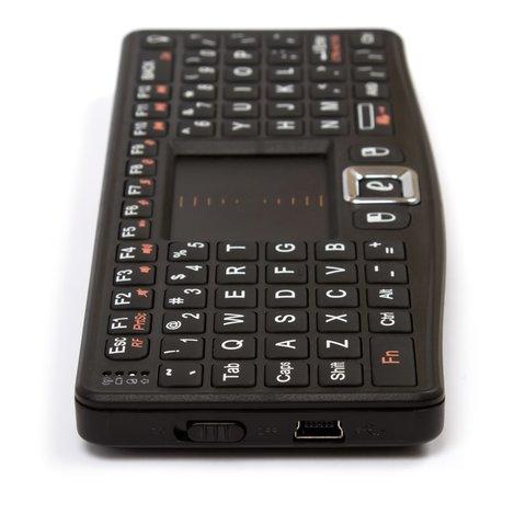 Беспроводная мини-клавиатура (черная) Превью 3