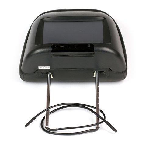 "7"" Car Headrest Touchscreen Monitor with DVD Player Preview 2"