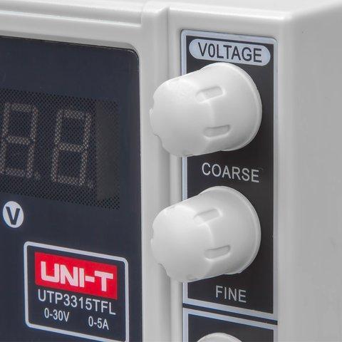 Лабораторний блок живлення UNI-T UTP3315TFL Прев'ю 7