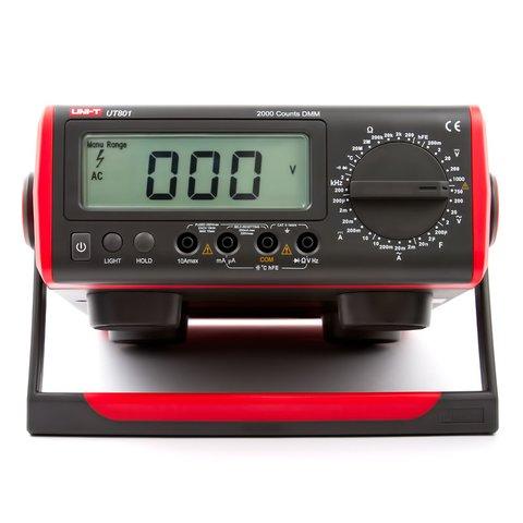 Digital Bench Multimeter UNI-T UT801 Preview 2