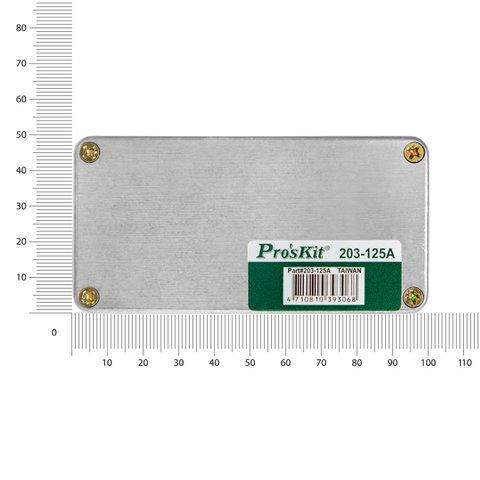 Корпус алюминиевый Pro'sKit 203-125A - Просмотр 3